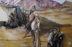 The Casting out of Ishmael