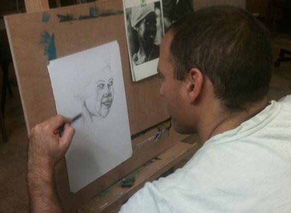 סדנא לציירים